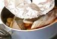 生タラの煮付けの作り方1