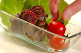 砂肝のガーリック炒めの作り方3