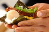 いろいろ手巻き寿司の作り方3