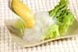 刺身コンニャク・酢みその作り方1