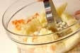 リンゴポテトサラダの作り方4