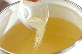 豆鼓梅茶漬けの作り方3