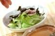 マグロのゴマダレの作り方3