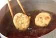 ナスとがんもどきの煮物の作り方1
