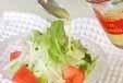 シンプルなサラダの作り方2