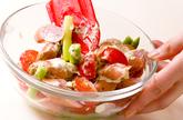 ソーセージサラダの作り方4