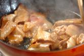 薄切り豚肉のママレード炒めの作り方2