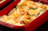 ホタテのカマンベールチーズグラタンの作り方4