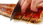 ウナたま素麺チャンプルーの下準備1