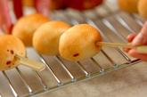 里芋のモチッと団子パンの作り方6