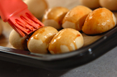 里芋のモチッと団子パンの作り方5