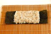 くまさんデコ巻き寿司の作り方2