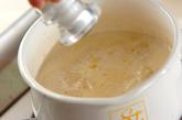 エノキのコーンスープの作り方3