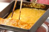 長芋入り卵焼きの作り方2