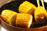 コーンのバターじょうゆがらめの作り方2