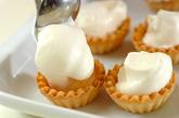 簡単ミニチーズタルトの作り方3