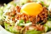 オクラと納豆のサラダ