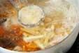 ブリの粕汁の作り方1