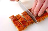 お豆腐のサラダの下準備3