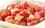 金時芋入り酢豚の作り方1