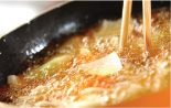 金時芋入り酢豚の作り方2