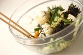 芽ヒジキのショウガ酢の作り方1