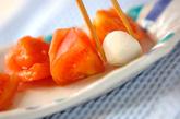 トマトのアンチョビ炒めの作り方2