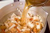 厚揚げのスープの作り方2