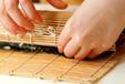 節分の巻き寿司(恵方巻き)の作り方7