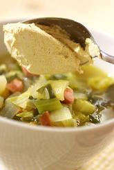カレー風味のミネストローネの作り方4