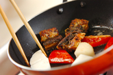 ウナギのバルサミコソテーの作り方2