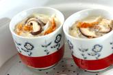豆乳茶碗蒸しの作り方3