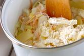春キャベツのスープの作り方2
