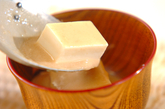 豆腐の粕風味の作り方3