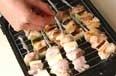焼き鶏の作り方2