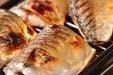 サバの塩焼きの作り方1