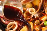 イカとジャガイモの簡単炒めの作り方2