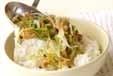 アサリ丼の作り方3