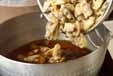 アサリ丼の作り方1