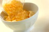 レンジでふんわりコーンスープの作り方2
