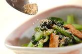青菜の炒めものの作り方2