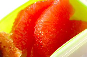 グレープフルーツのハチミツレモン風味