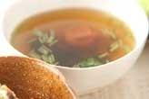 さっぱり梅干しスープ