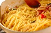 トマトのパスタの作り方3