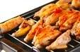 鶏リブの黒コショウ焼きの作り方1