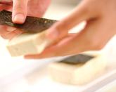 豆腐の蒲焼き香味ご飯のせの作り方2