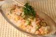 甘塩鮭の簡単混ぜずしの作り方4