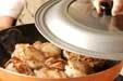 鶏肉のマリネ焼きの作り方2