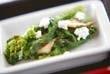 菜の花のアリオオリオ風味