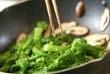 菜の花のアリオオリオ風味の作り方1